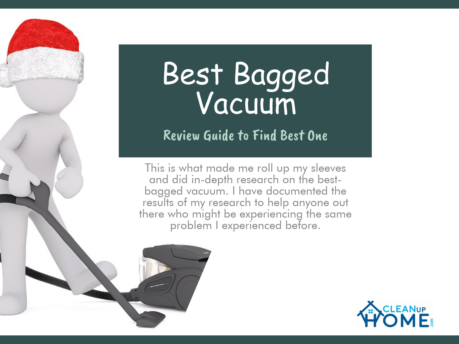Best Bagged Vacuum