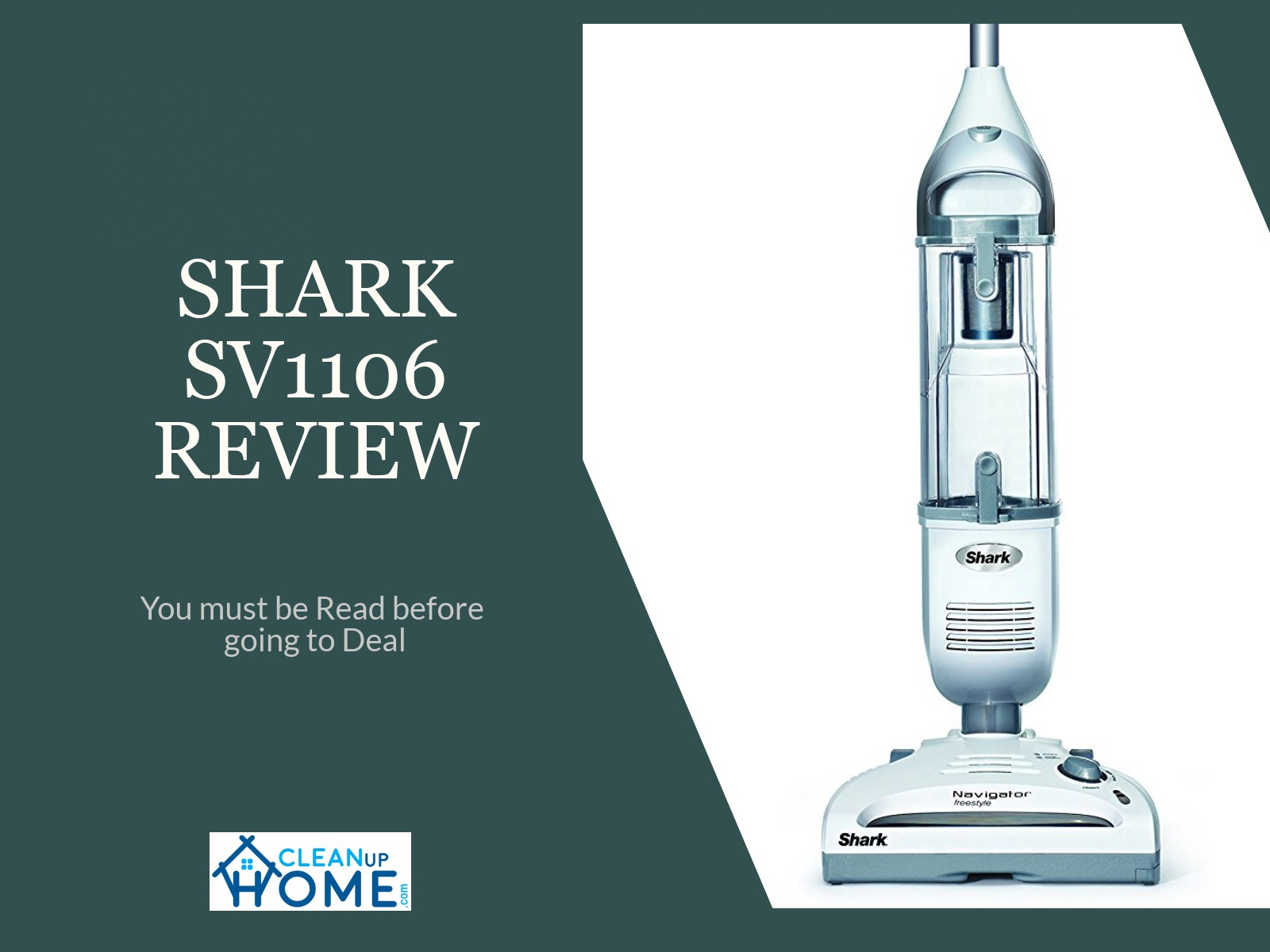 Shark SV1106 Navigator Freestyle