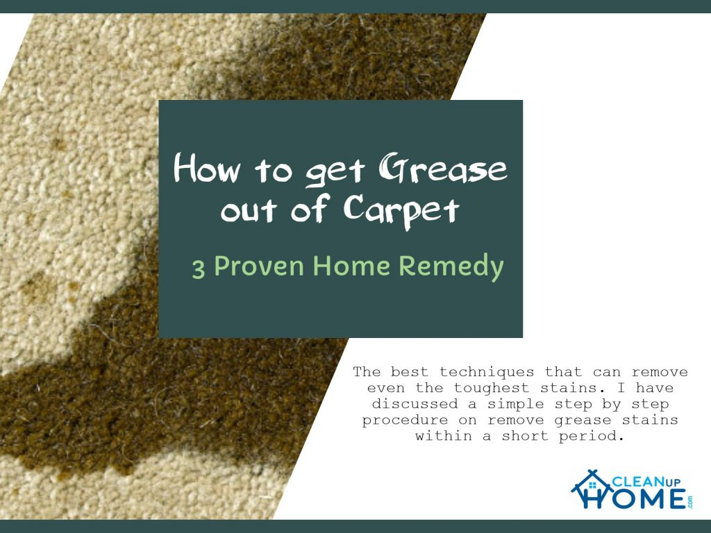 How_to_get_grease_out_of_carpet