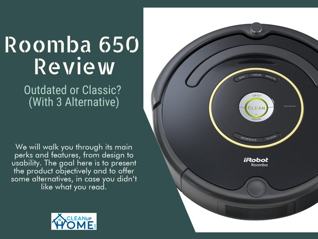 Roomba 650 Review