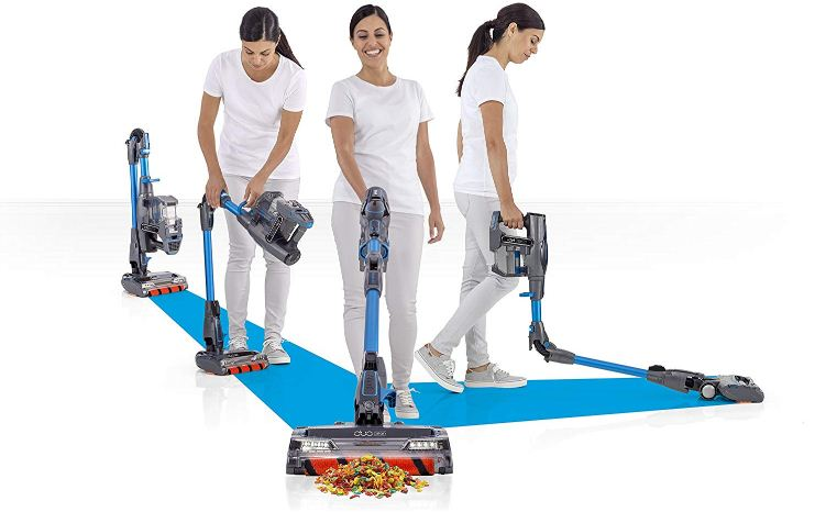 Shark IONFlex 2x Features for Cleaning