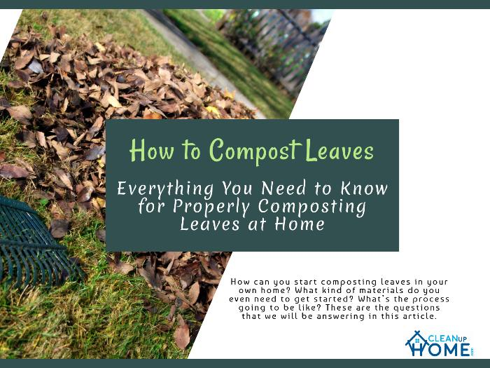 How To Compost Leaves Best Way To Make Leaf Compost