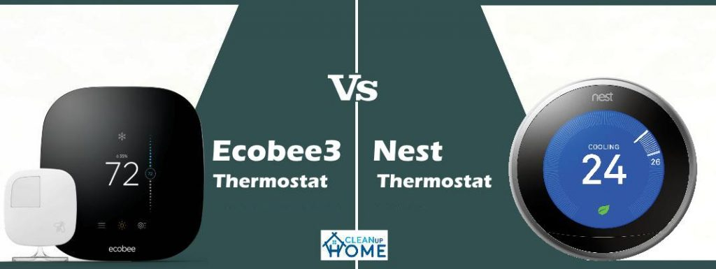 ecobee3 Vs Nest - review and Comparison