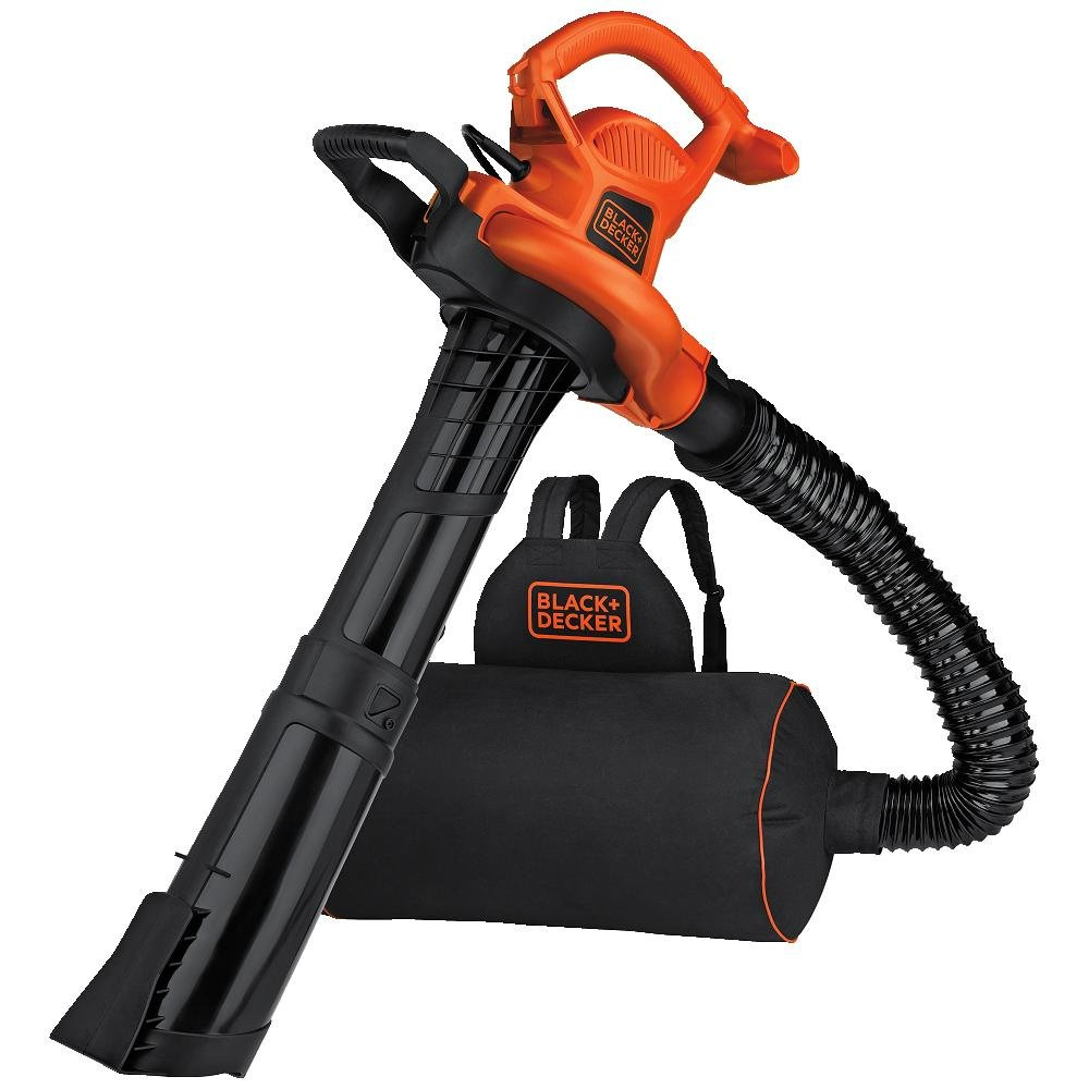Black + Decker BEBL7000 Back Pack Leaf Blower Vacuum