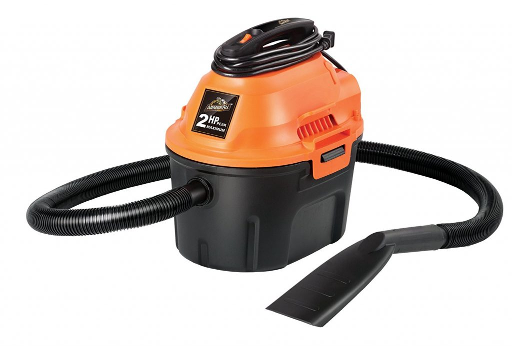 Armor All Utility Wet Dry Vacuum