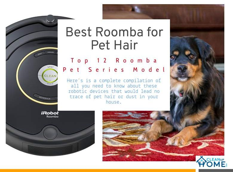 Best Roomba For Pet Hair In 2020 Top