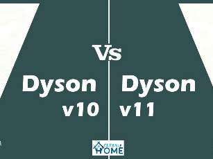 Dyson v10 vs v11 review