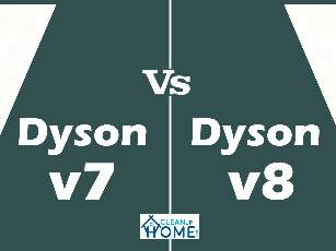 Dyson v7 vs v8 review