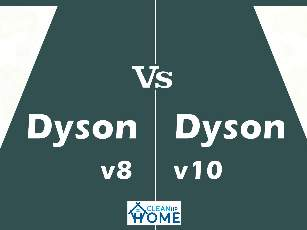 Dyson v8 vs v10 review