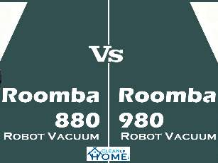 Roomba 880 vs 980 review