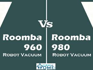Roomba 960 Vs 980 review