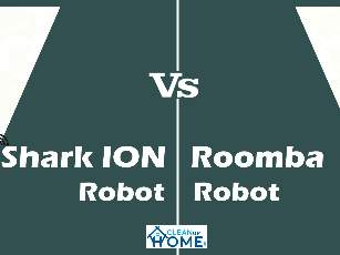 Shark ion robot vs Roomba Review