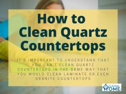 How to Clean Quartz Countertops – Proven Cleaning Solution