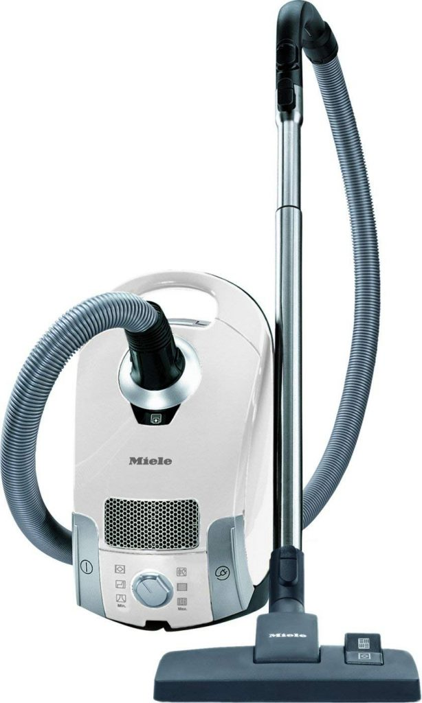 Miele C1 canister vacuum review