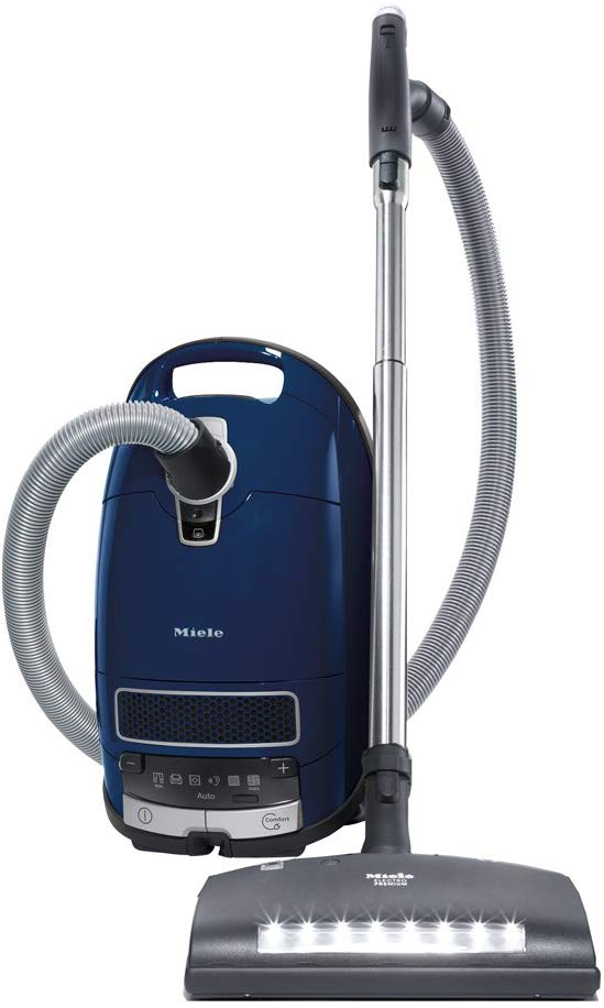 Miele C3 canister vacuum review