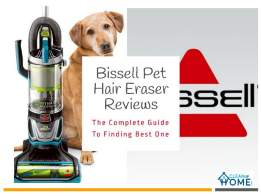 Bissell Pet Hair Eraser Reviews