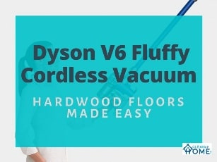 dyson v6 fluffy vacuum cleaner reviews